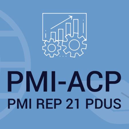 PMI-ACP – PMI REP 21 PDUs