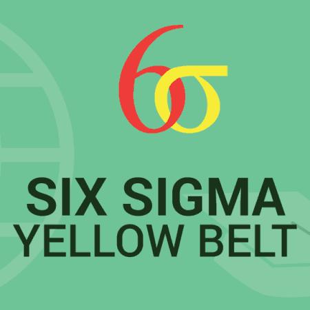Six Sigma Yellow Belt Course