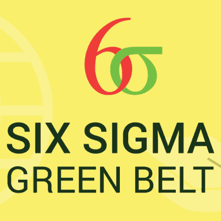 Six Sigma Green Belt Training and Certification