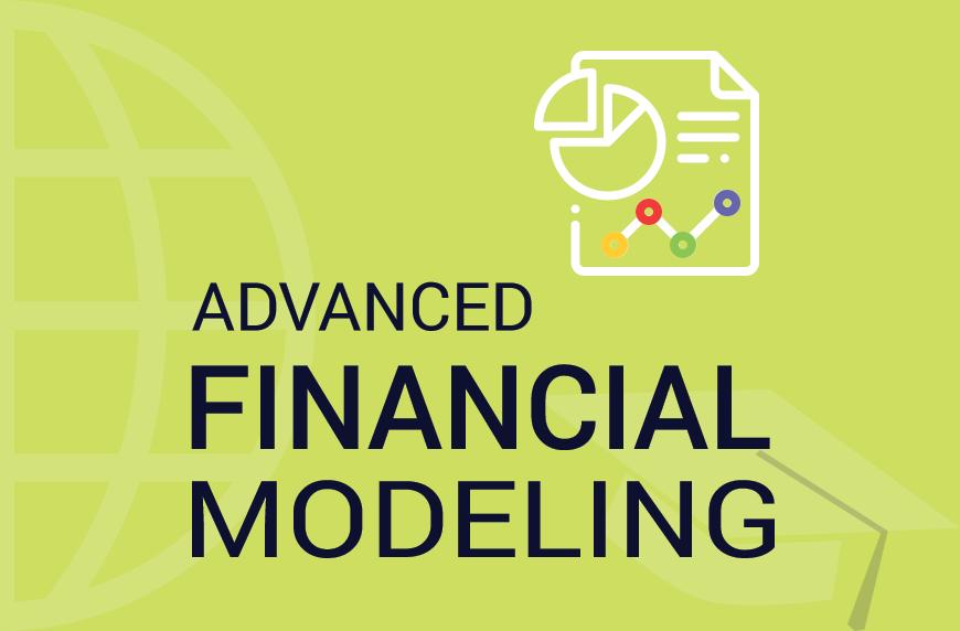 Advanced Financial Modeling – 4 Days Classroom Training