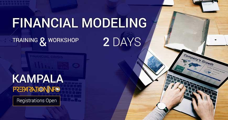 Financial Modeling Training Kampala
