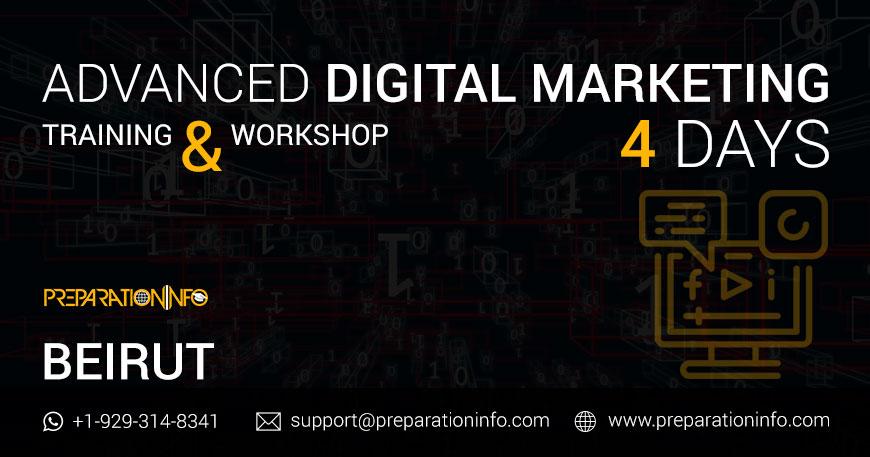 Digital Marketing Training in Beirut