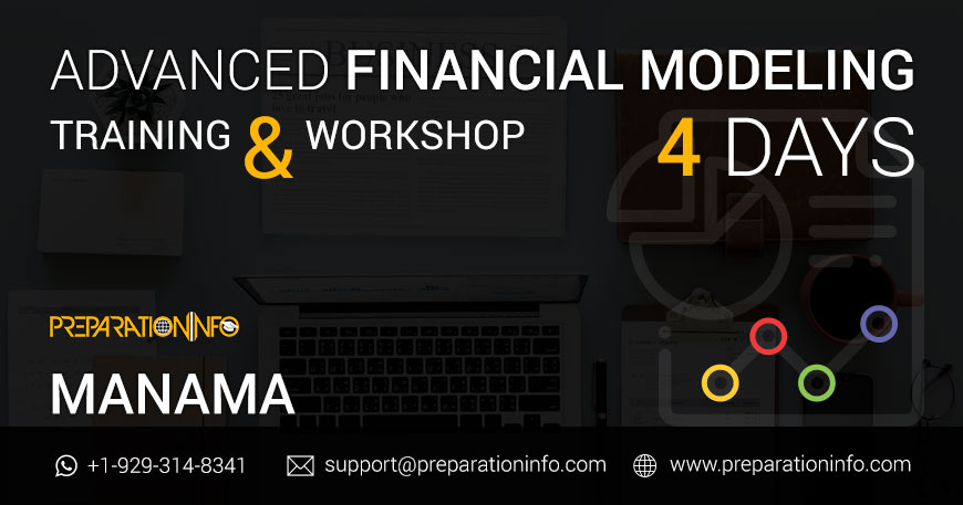 Financial Modeling Training and Workshop – Manama