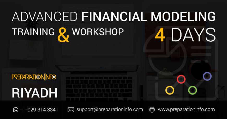 Financial Modeling Training and Workshop - Riyadh
