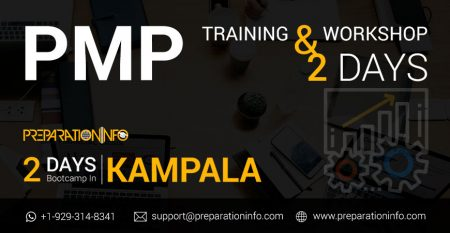 PMP Exam Training Program in Kampala