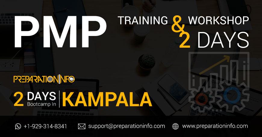PMP Exam Training Program in Kampala