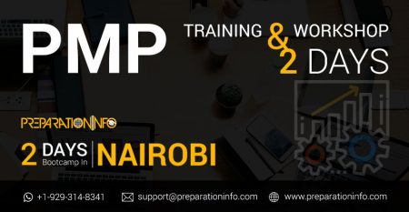 PMP Exam Preparation and Training Program in Nairobi