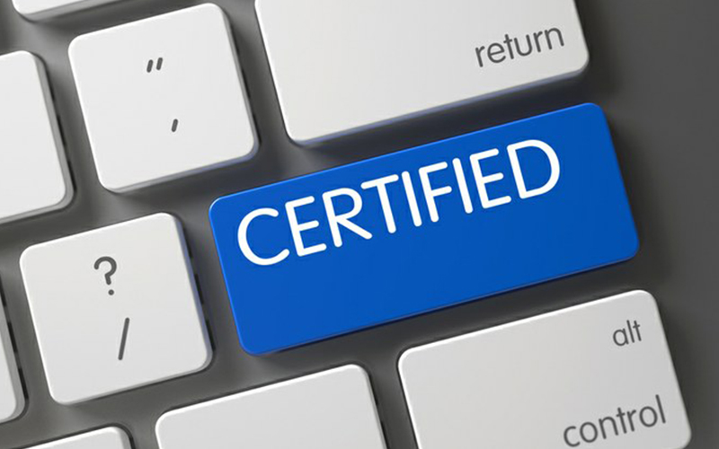 Manager pay for your Project Management Certification
