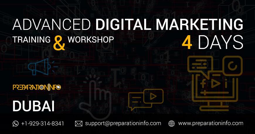 Digital Marketing Workshop in Dubai