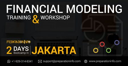 Financial Modeling Training and Workshop – Jakarta