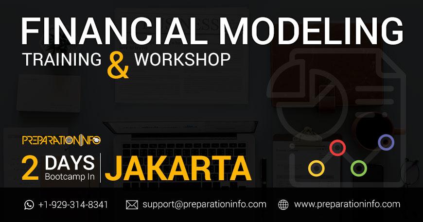 Financial Modeling Training and Workshop - Jakarta