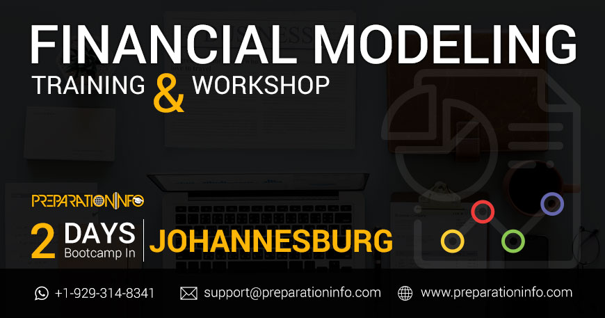 Financial Modeling Certification in Johannesburg