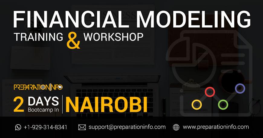 Financial Modeling Training Program in Nairobi