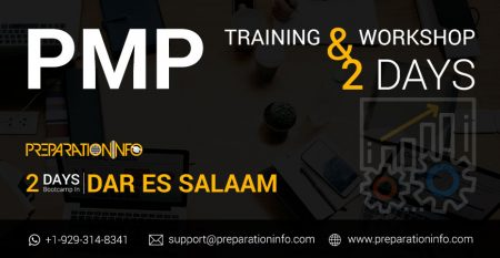 PMP Exam Preparation in Dar Es Salaam