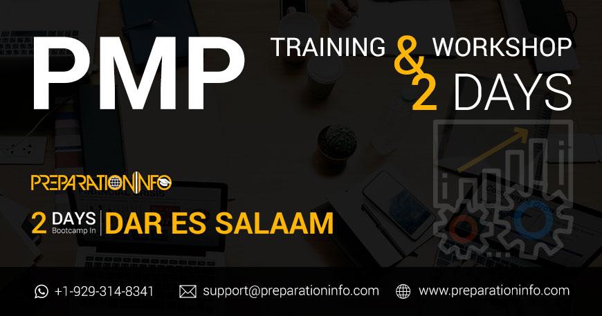 PMP Exam Preparation in Dar Es Salaam