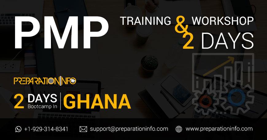 PMP Exam Preparation in Ghana