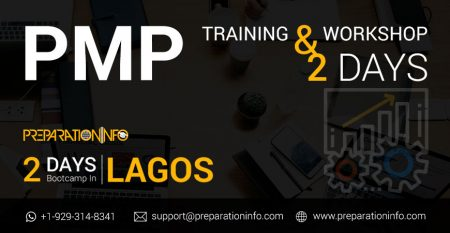 PMP Exam Preparation and Certification in Lagos