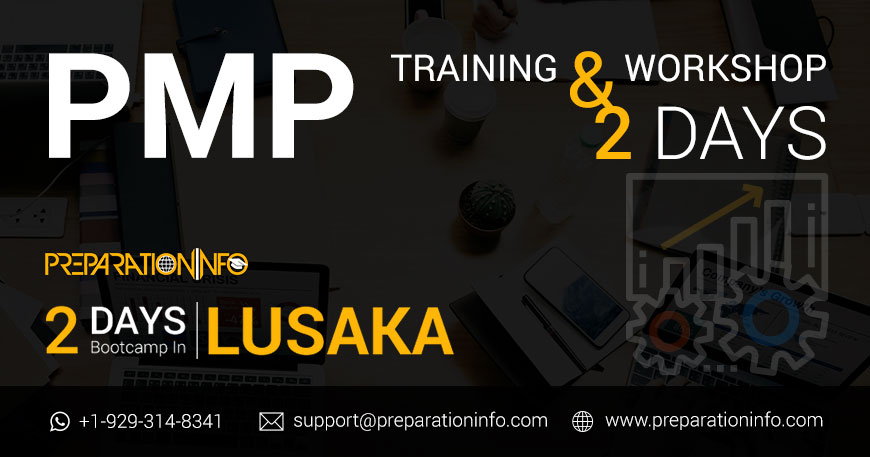 PMP Exam Prep and Certification in Lusaka