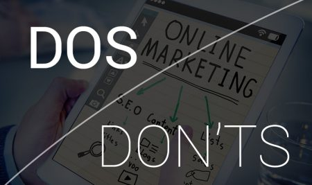 Dos & Don'ts of Digital Marketing (Digital Marketing)