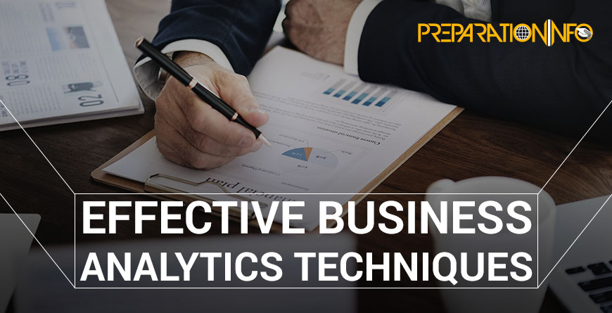 Effective Business Analytics Techniques