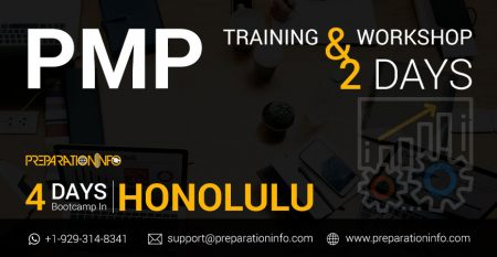PMP Training and Workshop – Honolulu