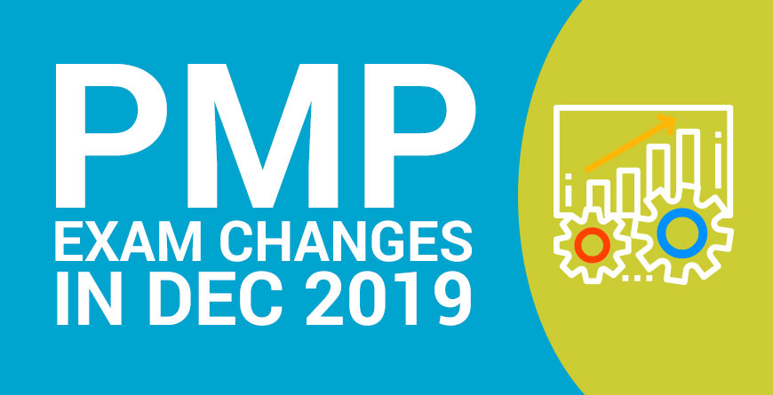 PMP Exam Changes 2019