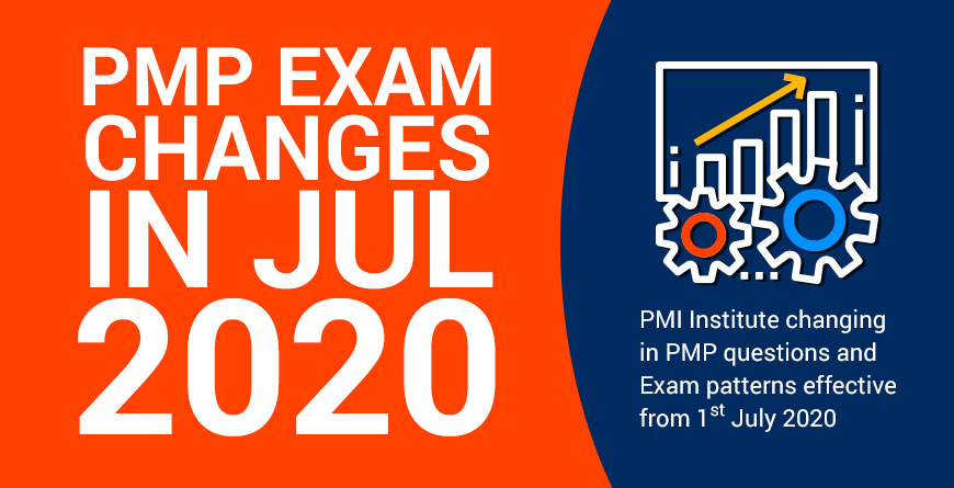 Recent Changes in the PMP Exam 2020