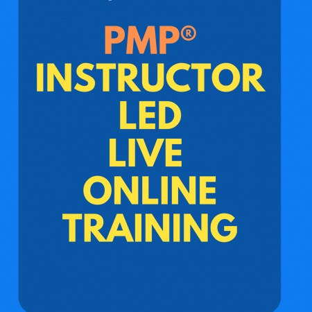 PMP Instructor-led Live Online Training- USA